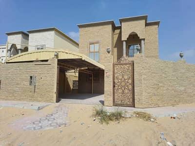 Villa for annual rent in Ajman Al Rawda 3