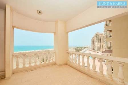استوديو  للبيع في قرية الحمراء، رأس الخيمة - Sea View - Partition Studio - Tenanted for Investors