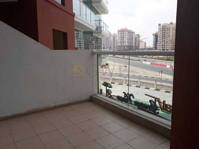 1 Bedroom Flat for Sale in International City, Dubai - CBD 25 - One Bedroom With Terrance - Rented AED 30