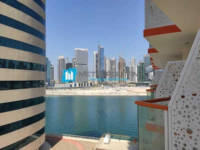 2 Bedroom Flat for Rent in Business Bay, Dubai - Partial Canal View | Brand New | Vacant Now