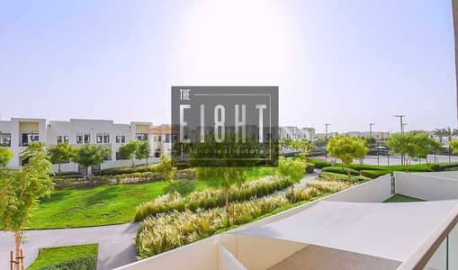 3 Bedroom Townhouse for Sale in Reem, Dubai - 3br + maids near park and poo,rented