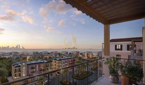 فلیٹ 1 غرفة نوم للبيع في جميرا، دبي - Beach Access | Seaside Lifestyle at Port De La Mer