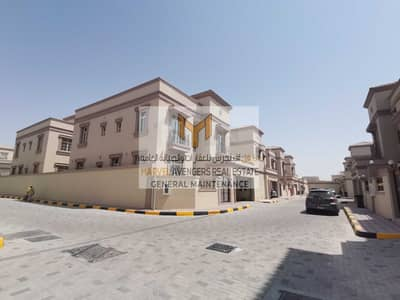 4 Bedroom Villa for Rent in Mohammed Bin Zayed City, Abu Dhabi - Brand New 4M-BR Villa W/Driver room + Outside kitchen