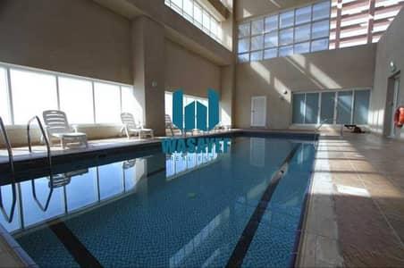 شقة 1 غرفة نوم للايجار في أبراج بحيرات الجميرا، دبي - شقة في برج ليك بوينت أبراج بحيرات الجميرا 1 غرف 43000 درهم - 5463614