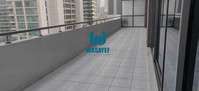 فلیٹ 2 غرفة نوم للايجار في دبي مارينا، دبي - شقة في أزور دبي مارينا 2 غرف 84000 درهم - 5463609