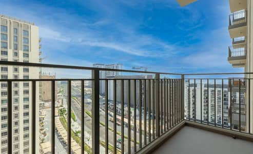 فلیٹ 1 غرفة نوم للايجار في دبي هيلز استيت، دبي - Ready to Move in | Brand New | 1 BR | BLVD View