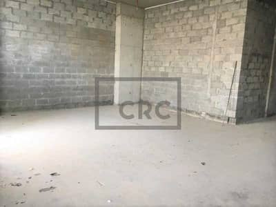Shop for Sale in Downtown Jebel Ali, Dubai - Shop For Sale | Shell and Core | Vacant | G + M |