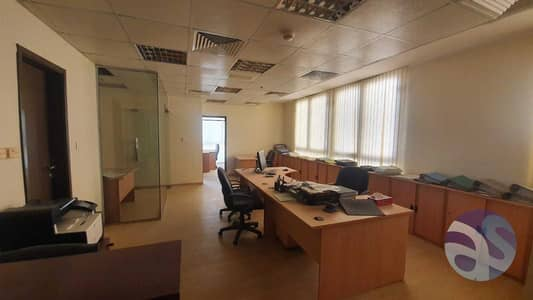 Office for Sale in Al Mamzar, Dubai - Furnished ! Vacant ! office for sale ! the Square