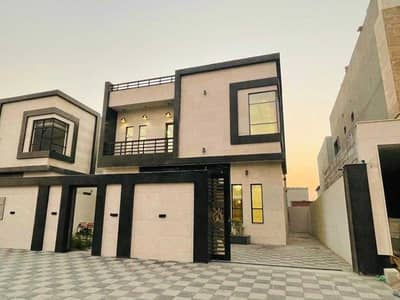 4 Bedroom Villa for Sale in Al Yasmeen, Ajman - You can now exchange your rent and own a private villa in Ajman at a special price