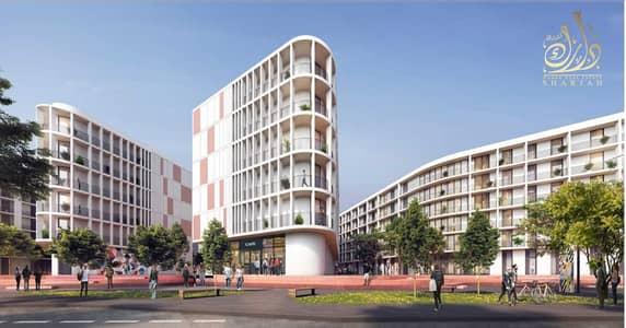 استوديو  للبيع في الجادة، الشارقة - شقة في نست سكن طلاب الجادة 446000 درهم - 5383500