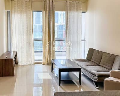 Fully Furnished | High Floor| Prime Location