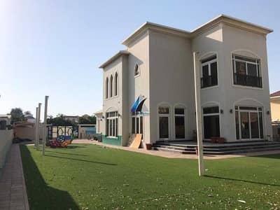 6 Bedroom Villa for Rent in Jumeirah, Dubai - MODERN DESIGN l 6 B/R + SERVANT QUARTERS l PVT POOL + GARDEN