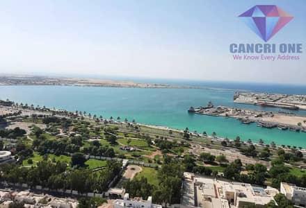 شقة 3 غرف نوم للايجار في الدانة، أبوظبي - شقة في الدانة 3 غرف 125000 درهم - 5464108