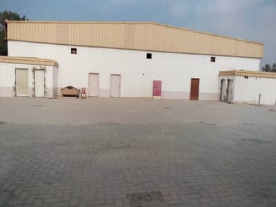 Labour Camp for Rent in Al Saja, Sharjah - For rent labor camp in Sajaa area \ Sharjah . 20 rooms and 3 warehouses
