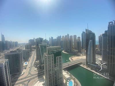 2 Bedroom Flat for Rent in Dubai Marina, Dubai - Spacious 2 BR + Maids | Marina View
