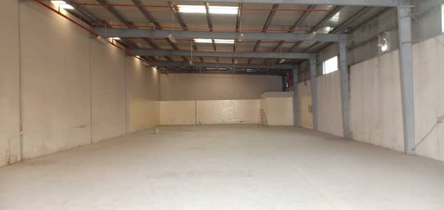 Warehouse for Rent in Industrial Area, Sharjah - Insulated Warehouses 2500 sq. ft, 6300 sq. ft. & 11000 sq. ft.