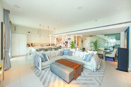 3 Bedroom Townhouse for Sale in Palm Jumeirah, Dubai - Fully Upgraded - Smart Home - 3 Beds - 4100SqFt