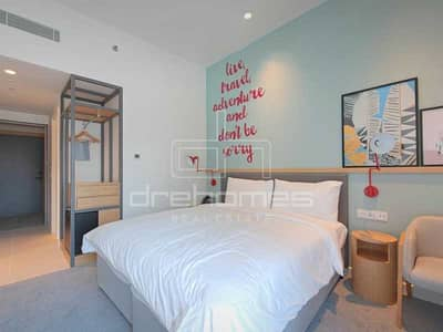 شقة فندقية 1 غرفة نوم للبيع في جميرا، دبي - شقة فندقية في سيتي ووك جميرا 1 غرف 772888 درهم - 5464395