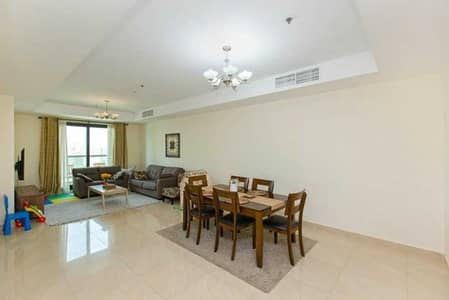 2 Bedroom Apartment for Rent in Culture Village, Dubai - Furnished I Canal & Al Khail Road View