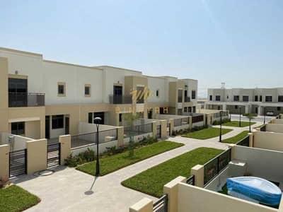 تاون هاوس 3 غرف نوم للبيع في تاون سكوير، دبي - On Pool & Park   Single Row   Modern luxuries