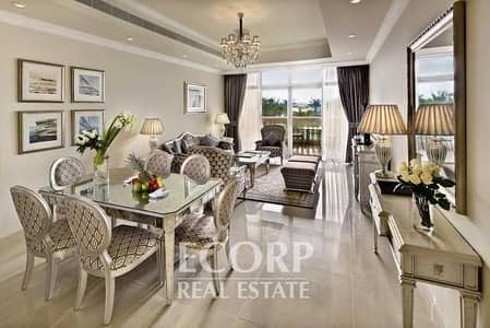 2 Bedroom Flat for Rent in Palm Jumeirah, Dubai - Vibrant Sea Views | Fully Furnished | Vacant
