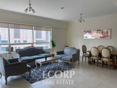 1 Bedroom Apartment for Rent in Dubai Marina, Dubai - Unfurnished OR Furnished   Full Marina View