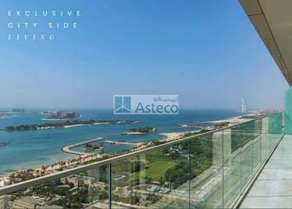 شقة 3 غرف نوم للبيع في مدينة دبي للإعلام، دبي - Luxurious Spacious Fully Furnished Ready Residence with Sea and Palm view!