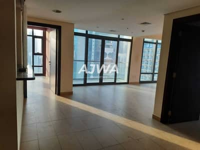 2 Bedroom Flat for Rent in Jumeirah Lake Towers (JLT), Dubai - 2 Bed  in Lakeside Tower with full marina view