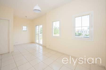 2 Bedroom Villa for Rent in The Springs, Dubai - 2 Bedroom + Study | Corner Plot | Unfurnished