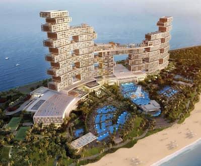 فلیٹ 2 غرفة نوم للبيع في نخلة جميرا، دبي - Palm and Skyline Views   Royal Atlantis Residences Palm