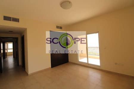 فلیٹ 3 غرف نوم للايجار في رمرام، دبي - 1500Sqft   2 Parkings   Closed Kitchen   Ramth