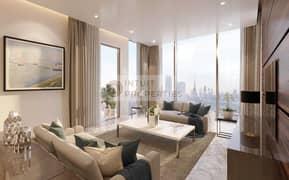شقة في شوبا كريك فيستاس شوبا هارتلاند مدينة محمد بن راشد 2 غرف 1200000 درهم - 5464972