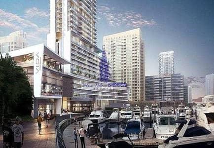 فلیٹ 1 غرفة نوم للبيع في دبي مارينا، دبي - Prime Location | Vida Residences 1br | Good View