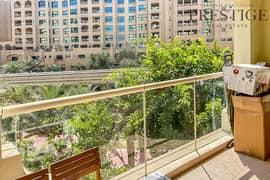 شقة في الشهلاء شقق شور لاين نخلة جميرا 2 غرف 125000 درهم - 5090544