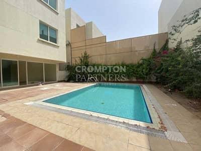 6 Bedroom Villa for Rent in Al Nahyan, Abu Dhabi - Vacant, Big Villa, Great Location, Private Pool