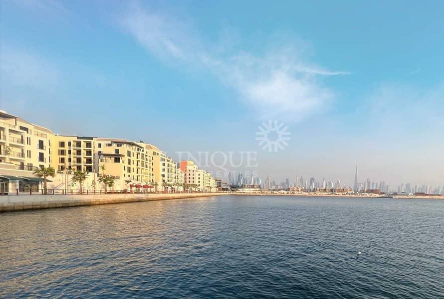 Marina and City Skyline Views | Prime Location