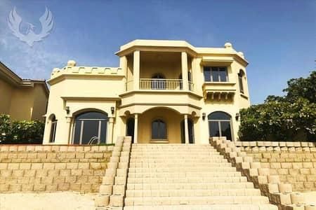 فیلا 4 غرف نوم للايجار في نخلة جميرا، دبي - Vacant Now  Keys With Me  Atlantis View