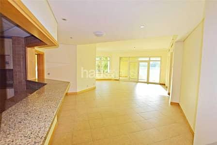 شقة 3 غرف نوم للايجار في نخلة جميرا، دبي - Popular floorplan   Beach Access   End October
