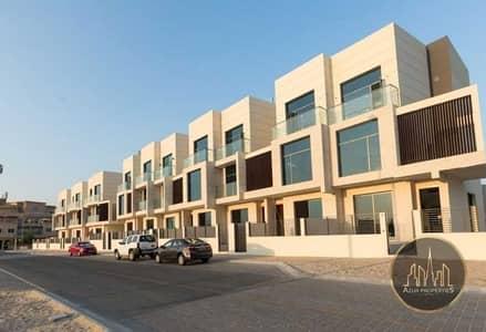 فیلا 4 غرف نوم للبيع في قرية جميرا الدائرية، دبي - 4 B/R PLUS MAID   WITH BASEMENT   MIDDLE UNIT