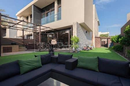 تاون هاوس 3 غرف نوم للبيع في داماك هيلز (أكويا من داماك)، دبي - fully upraded\ beautifully landscaped/ huge  plot