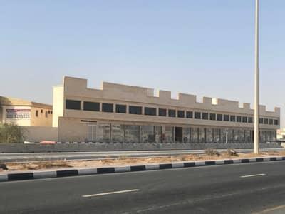 Shop for Rent in Al Saja, Sharjah - 550 -2000-5000 SQ. FT SHOPS  ,SHOWROOM AVAILABLE ON MAIN ALI MOOSA ROAD