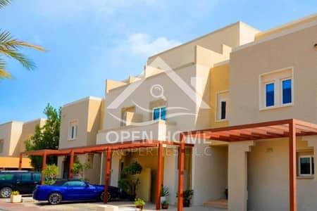 تاون هاوس 3 غرف نوم للبيع في الريف، أبوظبي - Ready to Move in I Single Row I Well-maintained TH