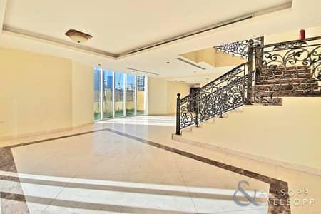 3 Bedroom Townhouse for Sale in Jumeirah Village Circle (JVC), Dubai - Large Corner Unit | Vacant Now | 3 Beds