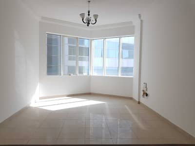 1 Bedroom Apartment for Rent in Al Taawun, Sharjah - No Commission, ready to move 1bhk with wardrobes, gym, pool in al Taawun area rent 21k