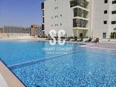 شقة في ليوناردو رزيدنس مدينة مصدر 44000 درهم - 5298866