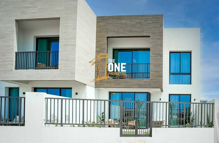 تاون هاوس في ماربيا میناء العرب 2 غرف 1930444 درهم - 5171513