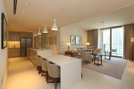 2 Bedroom Hotel Apartment for Sale in Downtown Dubai, Dubai - Furnished & Serviced Apt | 2 Bed + Study