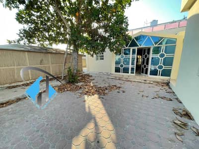 14 Bedroom Villa for Sale in Musherief, Ajman - Only and exclusively for the citizens of Ajman, a villa of 10,000 feet for sale on the neighboring street at the price of a snapshot