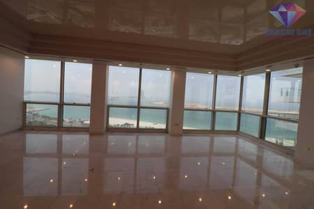 شقة 4 غرف نوم للايجار في الحصن، أبوظبي - شقة في برج بينونة 1 الحصن 4 غرف 185000 درهم - 5467402