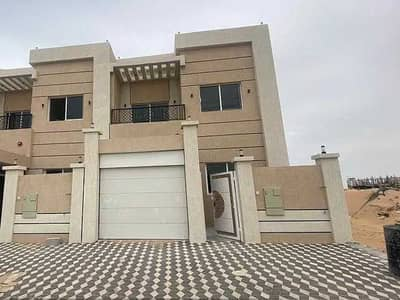 5 Bedroom Villa for Sale in Al Yasmeen, Ajman - Opposite Al Rahmaniyah and schools in Sharjah, one of the most luxurious villas in Ajman with personal construction and finishing without down payment
